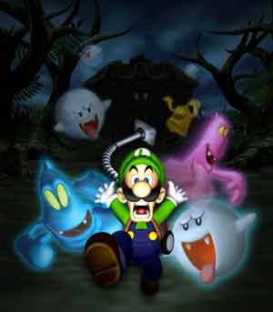 descargar luigi mansion para wii
