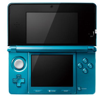 nintendo 3ds europa america Resumen Conferencia Nintendo 3DS