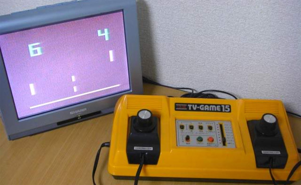 Nintendo Color Tv Game : Color tv game el debut consolero de nintendo