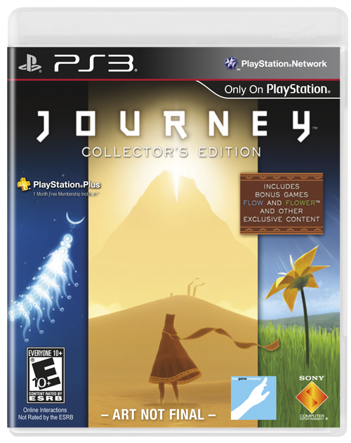 journey collectors edition thatgamecompany