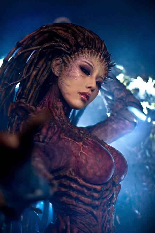 sarah-kerrigan-cosplay