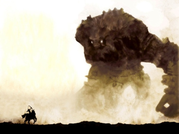analisis shadow of the colossus