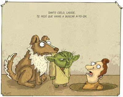 lassie-Yoda