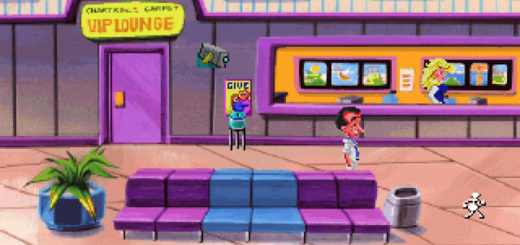 Leisure Suit Larry 5: Passionate Patti Does a Little Undercover Work (1991)