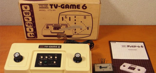 Color TV Game 6 (1977)