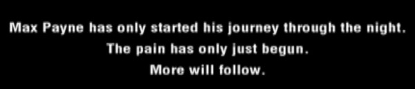 Max Payne final