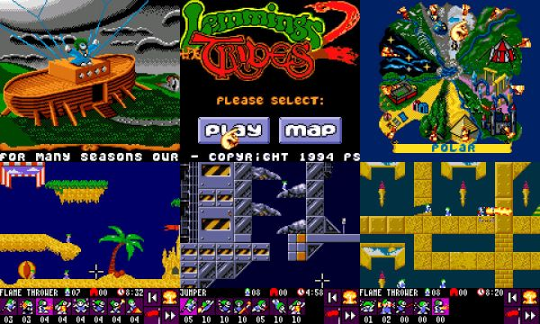 lemmings-2-rom-game-gear-master-system